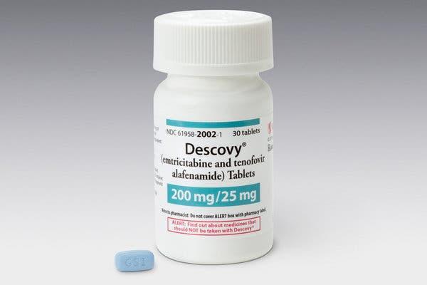 Kombinasi Obat Emtricitabine dan Tenofovir Alafenamide sebagai Terapi Infeksi HIV-1