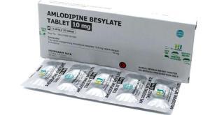 Obat Antihipertensi Amlodipin Bisa Turunkan Risiko Asam Urat