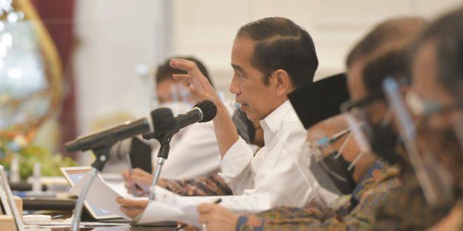 Jokowi Pastikan Keamanan dan Keefektifan Vaksin COVID-19