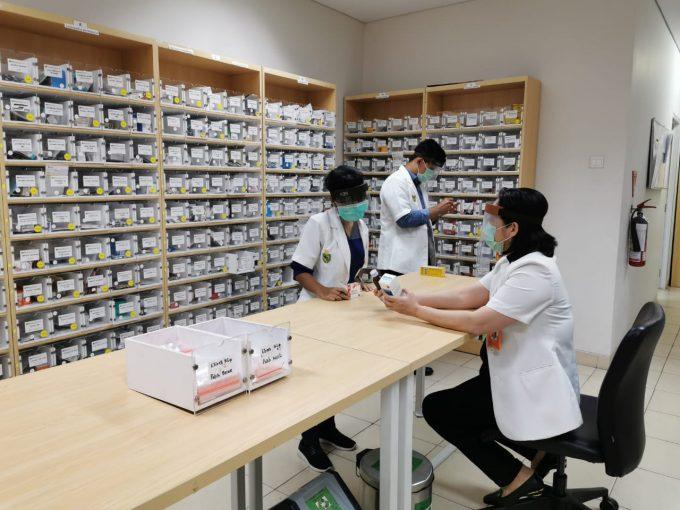 Pelayanan Farmasi klinik dan Definisi Praktik Kefarmasian dalam RUU Praktik Kefarmasian