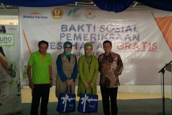 UNPAD – Kimia Farma Bekerja Sama Membuka Klinik Kepatuhan Terapi Obat Di Bandung
