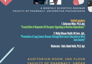PharmaUP Magazine – Oct 2019 : Gofarana Wilar dan Mally Ghinan Sholih