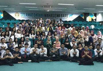 Prosesi Penerimaan Mahasiswa Baru Pascasarjana (PSPA, S2, dan S3) Semester Ganjil 2018/2019