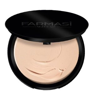 farmasi make up flawless touch pata krem fondoten 10g porcelain 01 - Farmasi Make Up Flawless Touch Pata Krem Fondöten 10G Porcelain-01