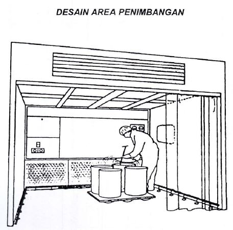 Kualifikasi Kinerja LAF/Weighing Booth/Sampling Booth
