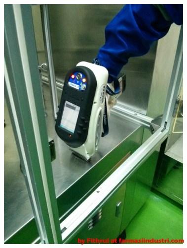 Logam Stainless Steel 316 L (SS 316 L) di Industri Farmasi dan Cara Pengetesannya