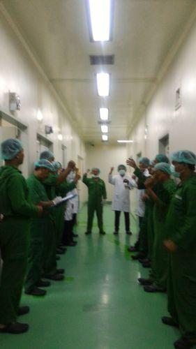 Pengalaman Apoteker di Industri Farmasi Bagian Produksi