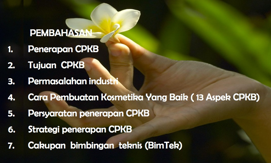 Daftar Isi CPKB
