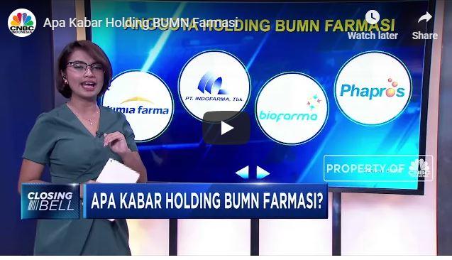 Holding BUMN Farmasi