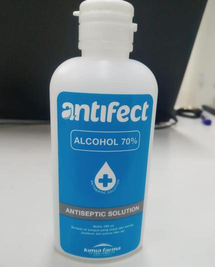 Antiseptik alkohol