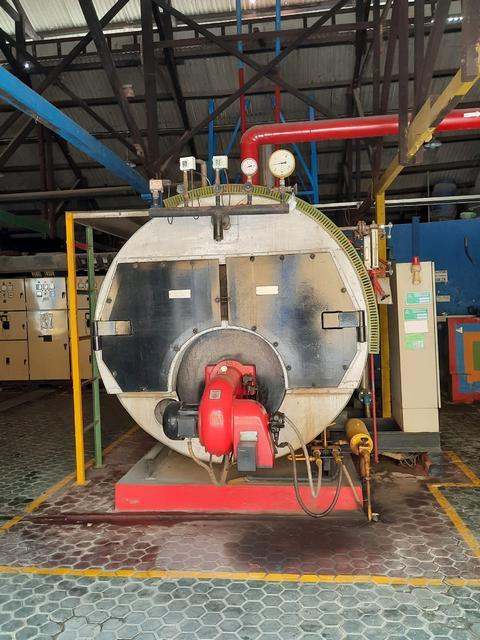 Unit Steam Boiler