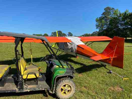 SuperSTOL with Gator