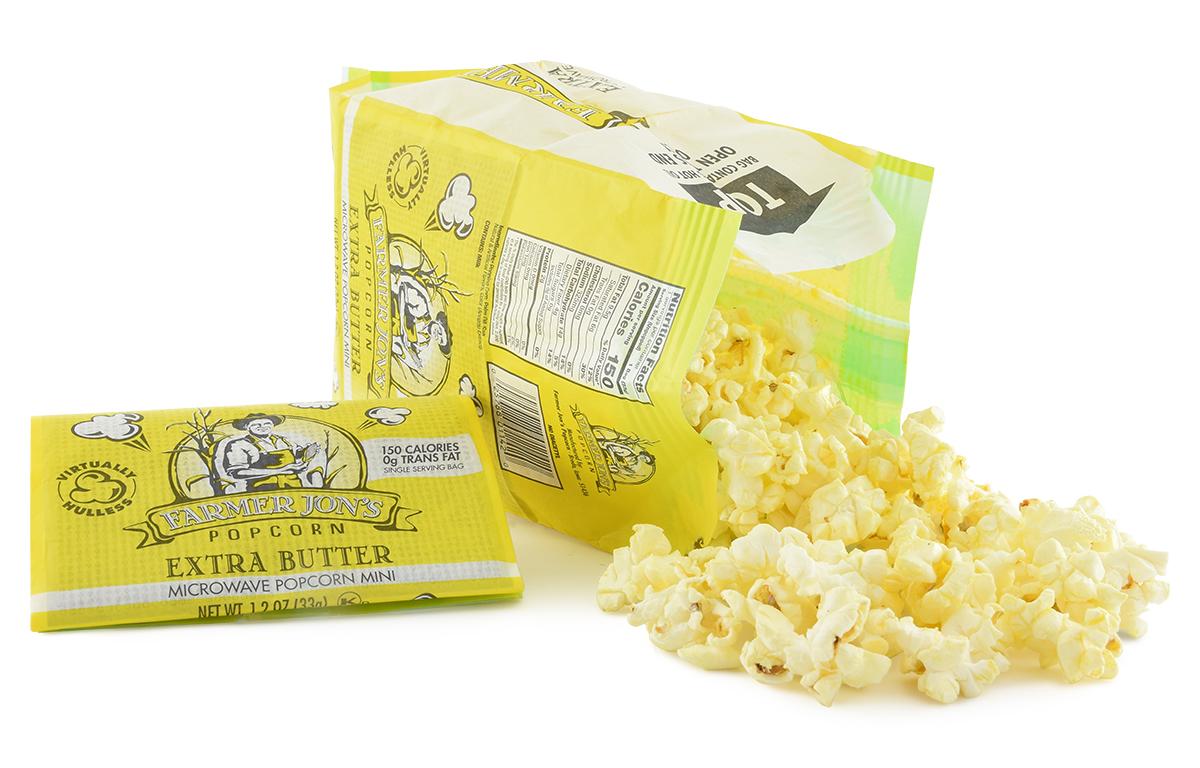 mini extra butter popcorn 18pk