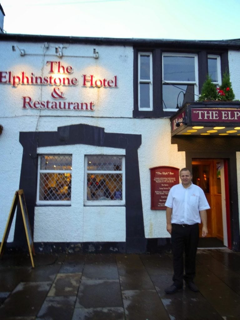 Dinner at the Elphinstone Restaurant, Biggar | Farmersgirl Kitchen
