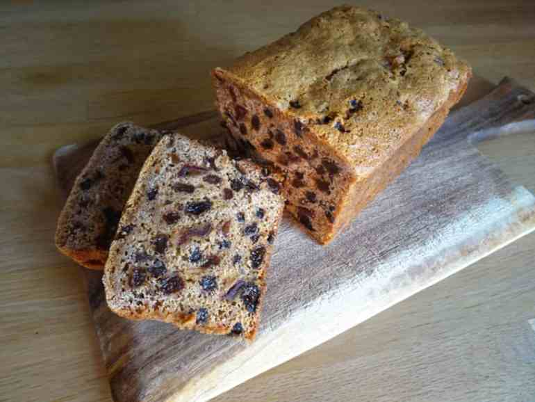 Enjoy a slice of Mary Berry's Tea Time Fruit Loaf