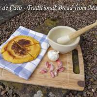 Bola de Caco - Traditional Bread from Madeira