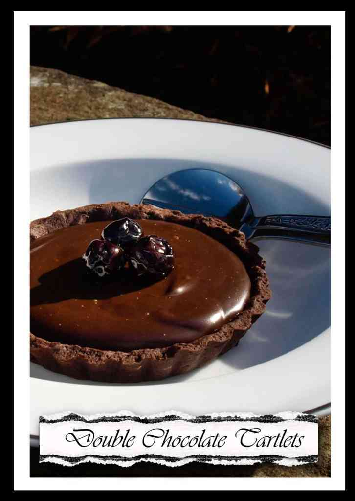 Double Chocolate Tartlets