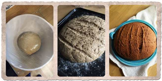 Rye and Caraway Loaf Recipe