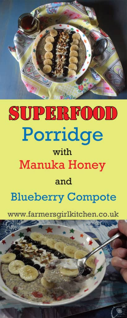 superfood-porridge-with-manuka-honey-and-blueberry-compote-packed-with-vitamins-and-antioxidants