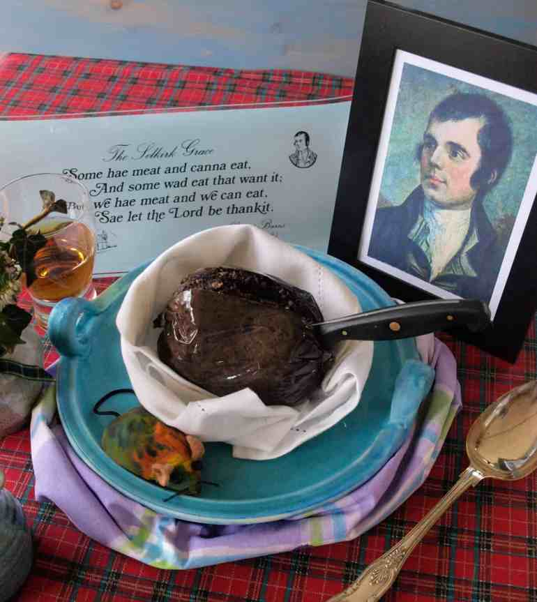 Burns Supper - To a Haggis