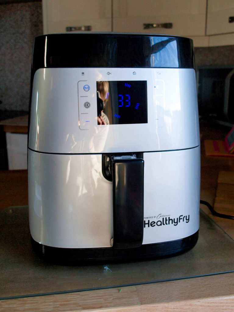 Optimum Healthy Fry Airfryer