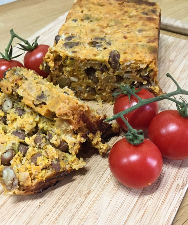 How to make Butternut Squash Meat-Free Loaf