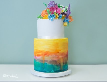 The Paul Bradford Sugarcraft School and a Giveaway