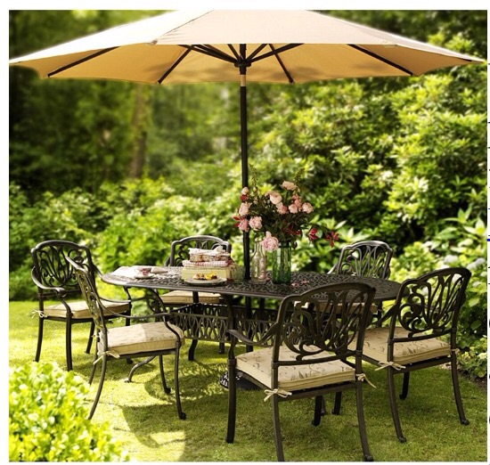 How to Keep your Metal Garden Furniture Maintained and Looking New