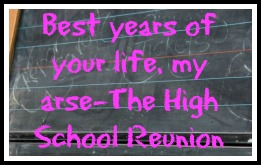 high school best years of your life