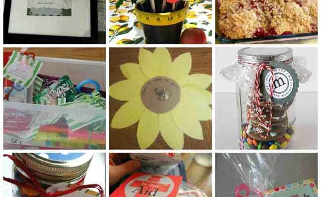 25 Teacher Gift Ideas Farmer S Wife Rambles