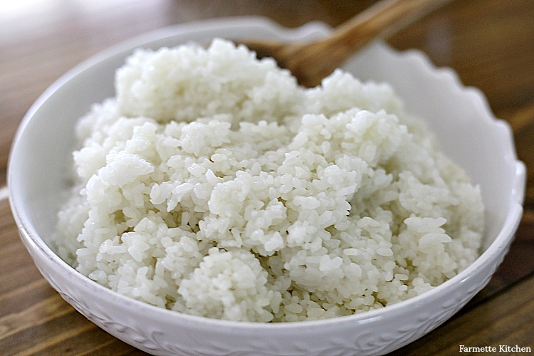 Instant Pot Sticky Rice: How to Make Short-Grain Rice in ...