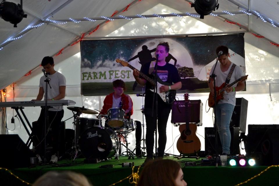 passive at Farm Fest