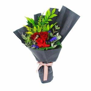 daphne bouquet by farm florist singapore