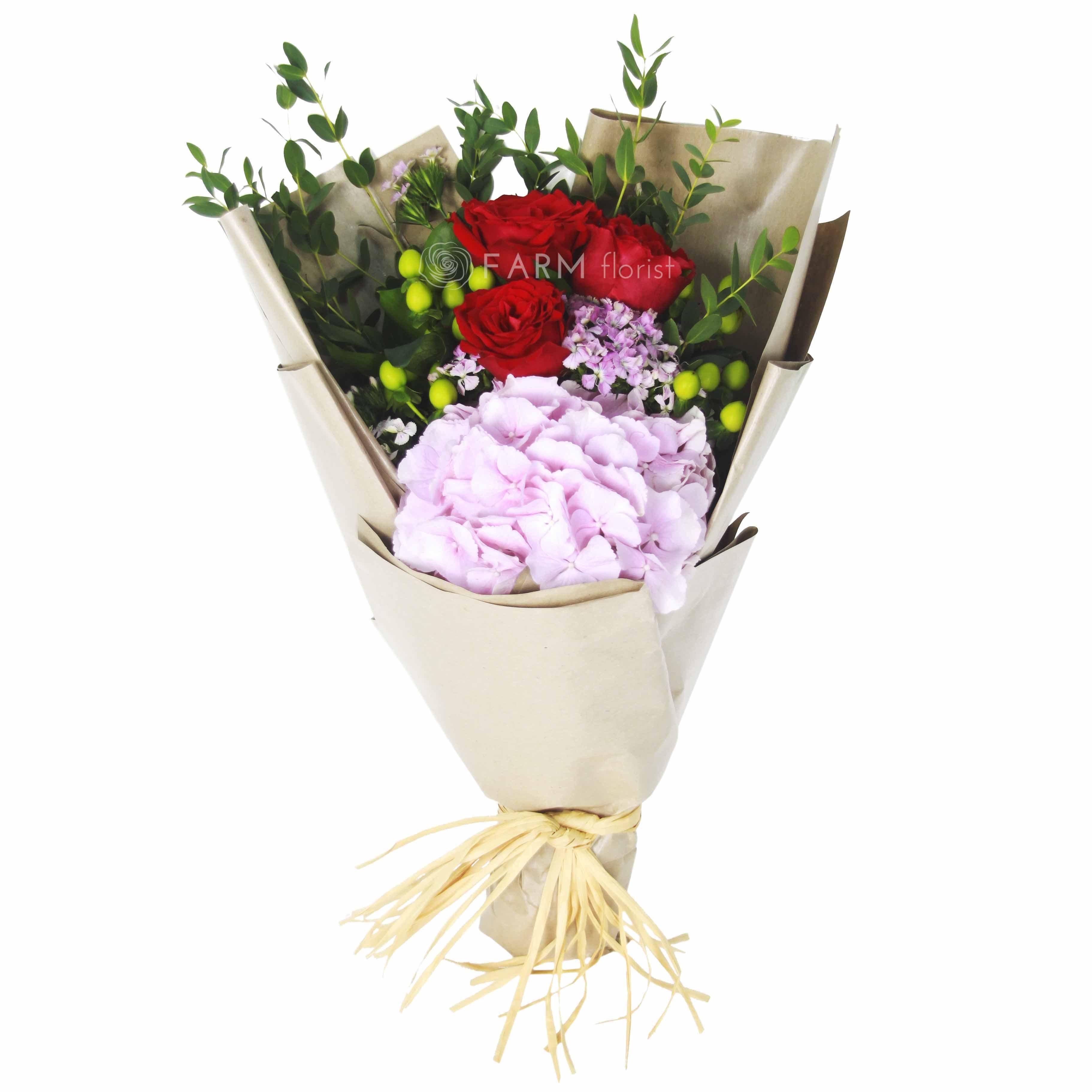 Laura Bouquet by Farm Florist Singapore