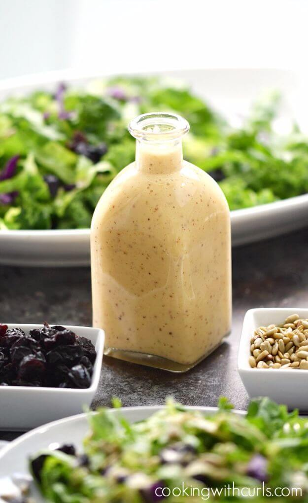 Sweet Onion And Citrus Dressing