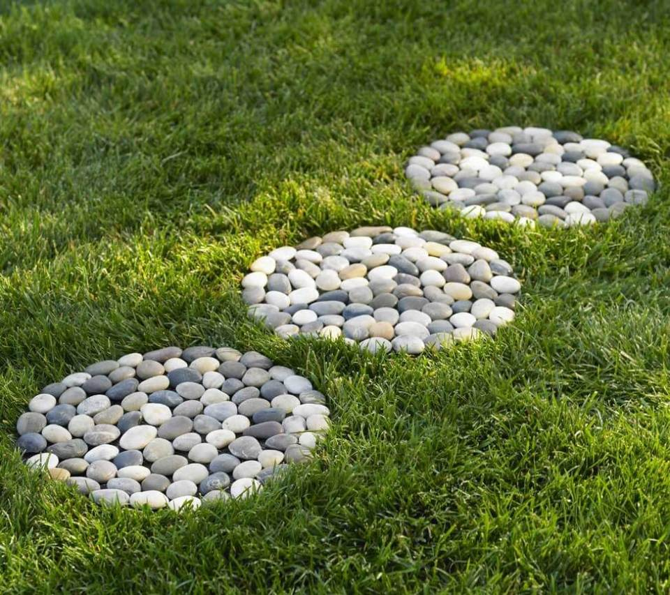 Simple and Organized Stepping Stones