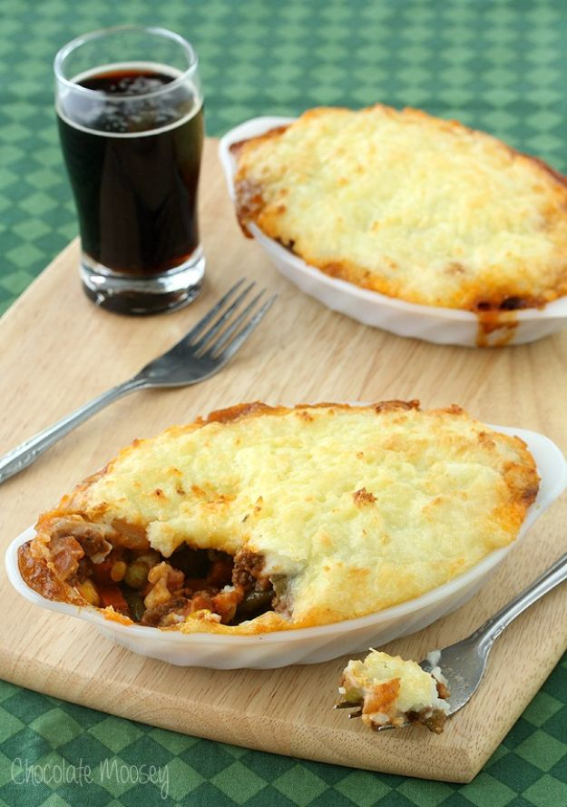 Guinness Shepherd's Pie For Two