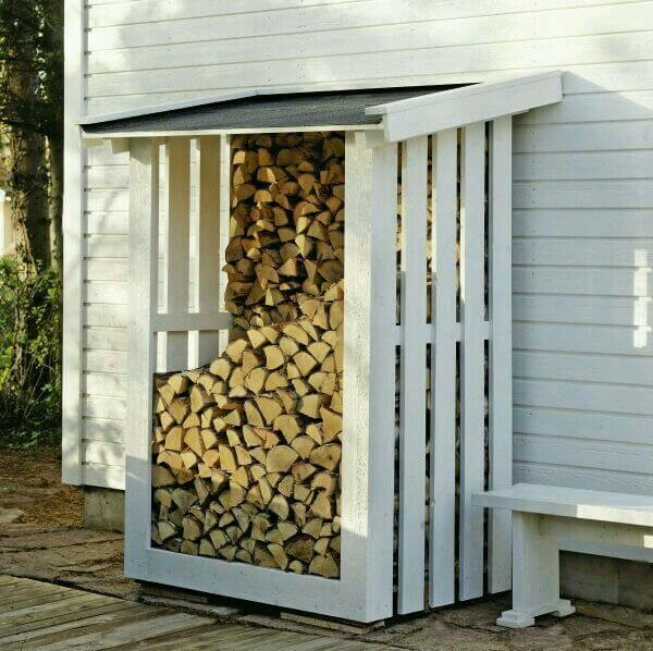 A Tall Storage Add-On for Your Patio