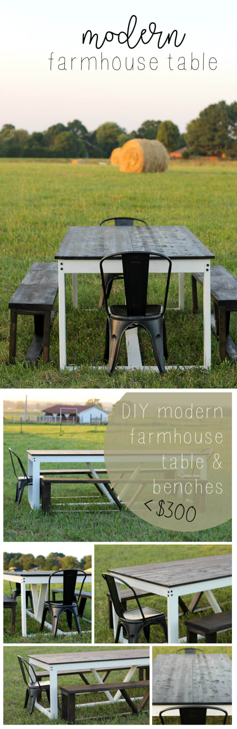 All the Farmhouse Trends in One Table
