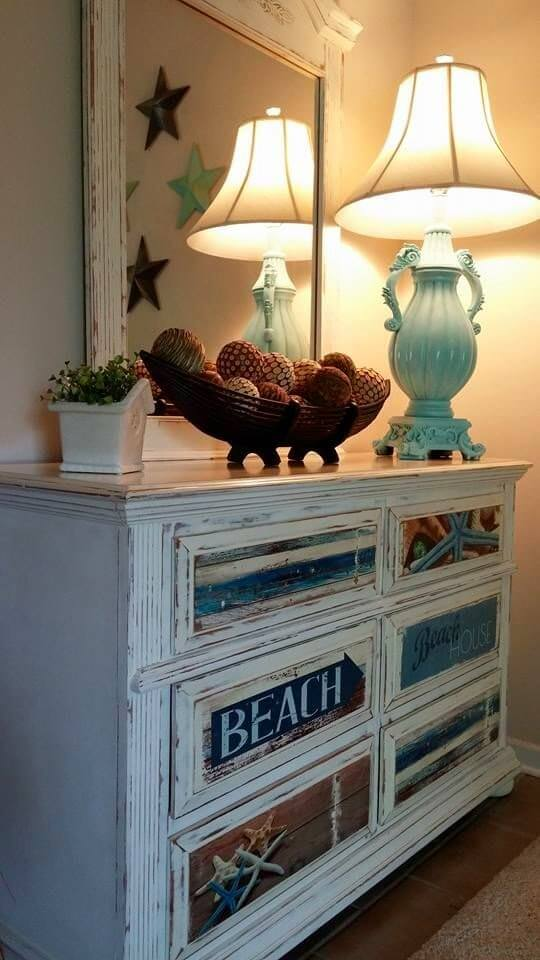 Paint Wood White for an Airy Feel