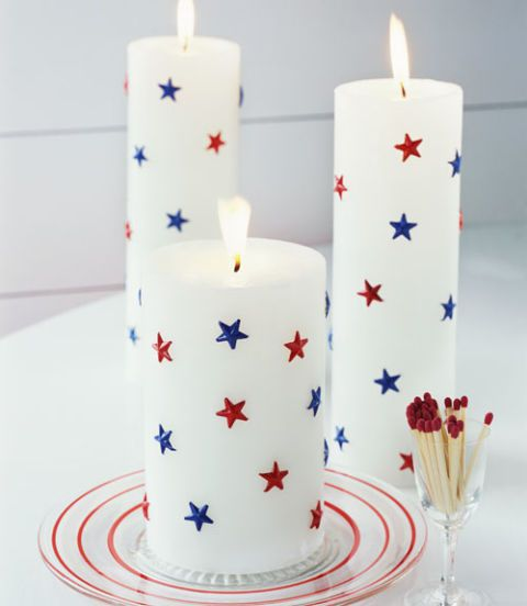 Star-Spangled Candles
