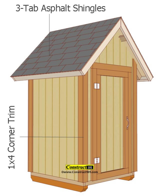 Small Shed Plans