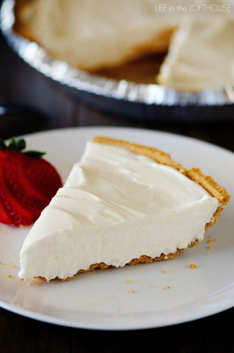 No-Bake Cheesecake fromlife-in-the-lofthouse