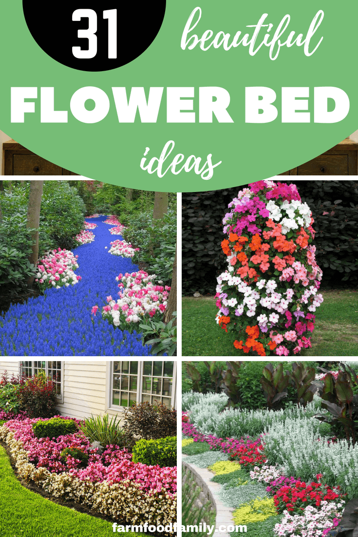31 gorgeous flower bed ideas to try for your garden farmodfamily here are 31 beautiful flower bed designs that weve gathered from internet you izmirmasajfo