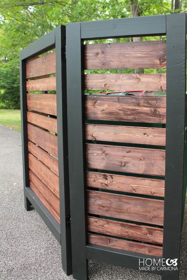 DIY Fence Ideas: Wooden Do it Yourself Fences