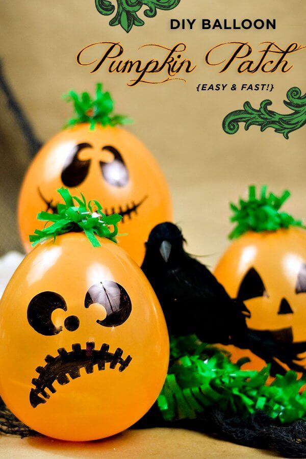 It's the Great Pumpkin Patch | Awesome DIY Halloween Party Decor | BHG Halloween