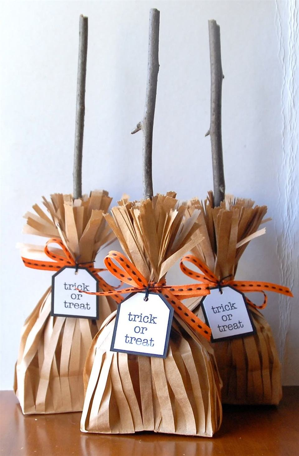 Witches Brooms for Every Room | Awesome DIY Halloween Party Decor | BHG Halloween