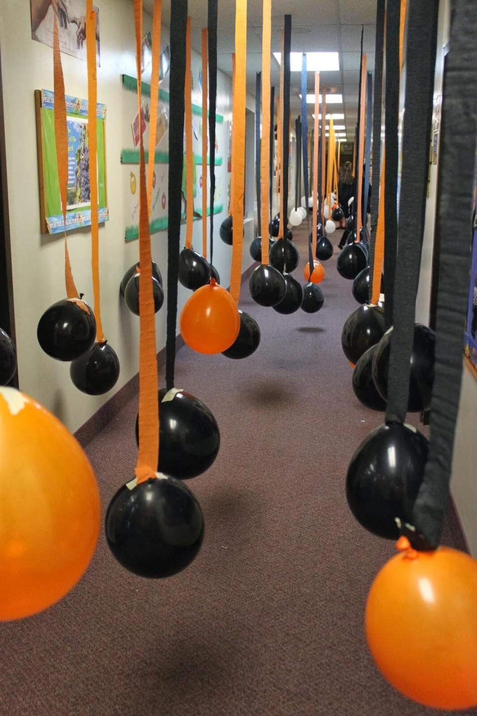 "Balloons Make Perfect ""Parade"" for Kids 