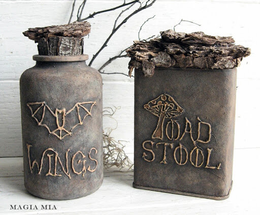 The Witches' Lair | Awesome DIY Halloween Party Decor | BHG Halloween
