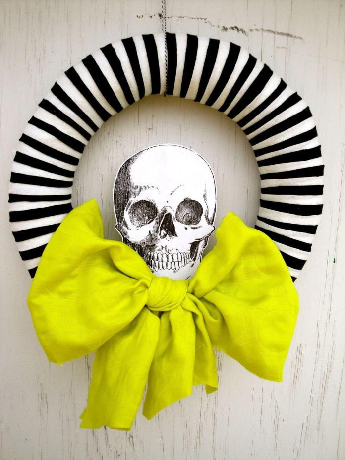 Halloween Door Decoration Ideas: A Low-Key Halloween